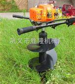 郑州雷力植树挖坑机经验