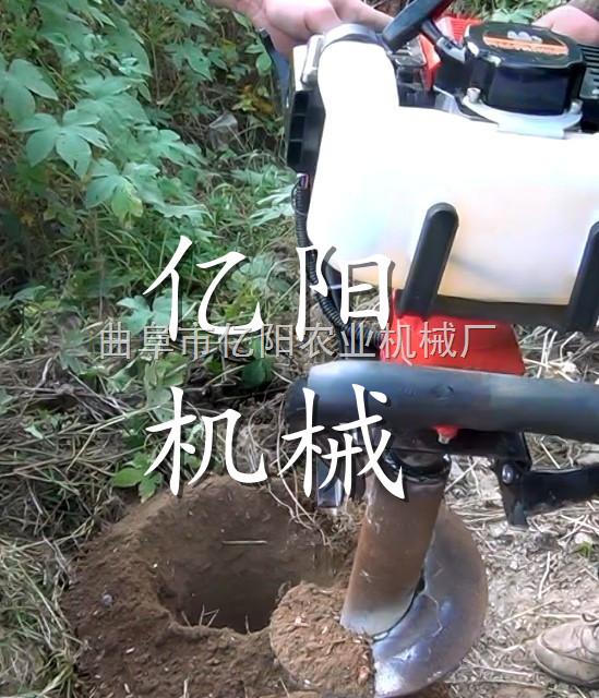 植树挖坑机多少钱 悬挂式植树挖坑机