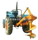 大型植树挖坑机,拖拉机牵引植树挖坑机