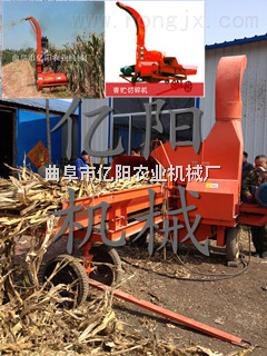 秸秆铡草机型号 大型玉米秸秆铡草机