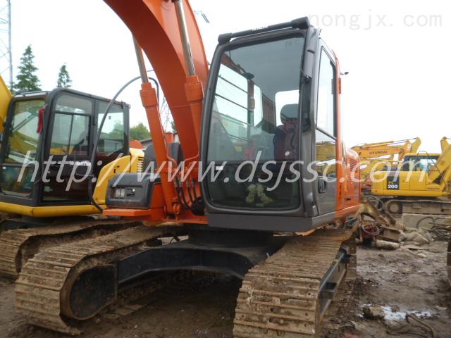 二手挖掘机+日立ZX120二手挖掘机+金诚二手挖掘机市场