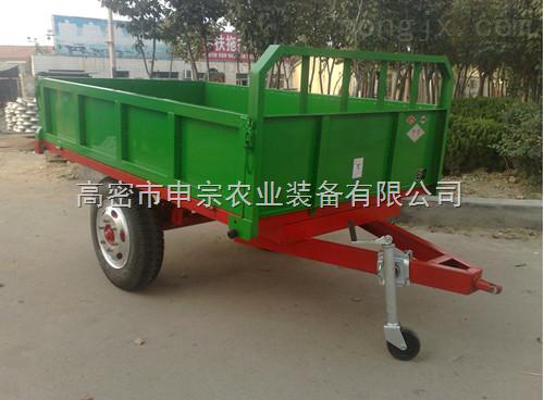 2t出口型拖车