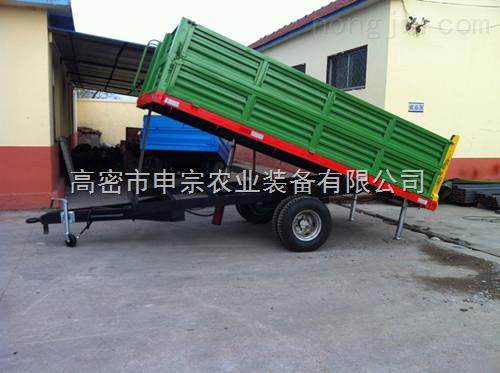 5T自卸拖车
