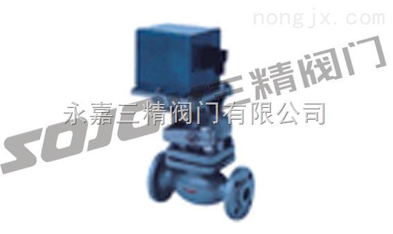 ZCNG、ZCNH-高温高压电磁阀