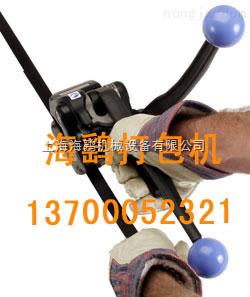 进口打包机_免扣捆扎机_手持钢带打包机