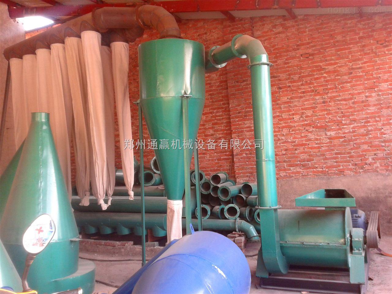 木粉机设备常见的问题|通赢木粉机厂家