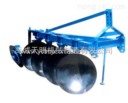 天明机械1LYT-425 圆盘犁 优质农机具生产厂家
