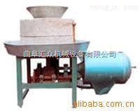 山东石磨小麦磨粉机,电动石磨磨面机
