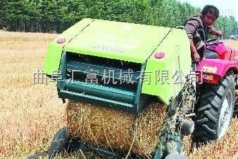 新疆棉桿打捆機 花生秧打捆機價格 多功能打捆機廠家