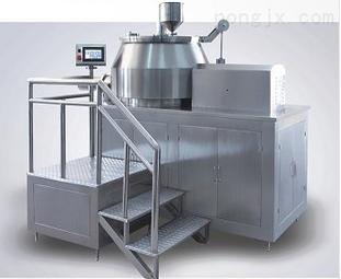 设备先进的:硫酸锰混合制粒机,硫酸锰GHL湿法混合制粒机