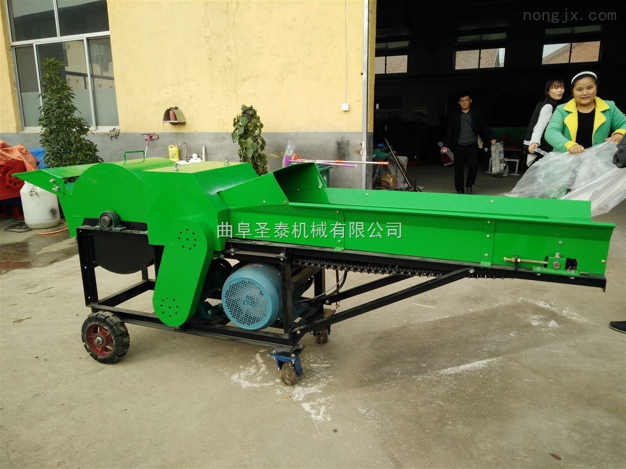 EC-800-青贮饲料秸秆揉搓机 玉米秸秆揉搓机