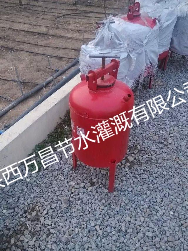 陕西西安苹果树喷滴灌用施肥过滤一体化机器厂家