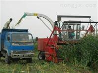 青储玉米茎穗兼收机