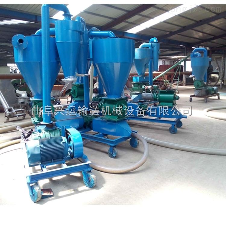 农业专用气力吸粮机 电动车载吸粮机加工厂家