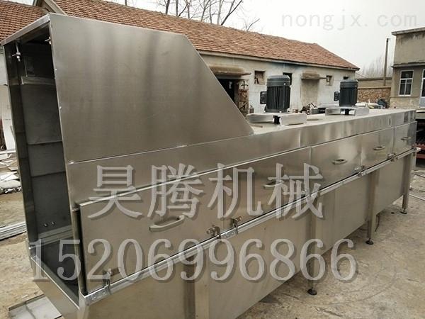 6524-家禽屠宰机器家禽家烫毛机诸城昊腾机械厂