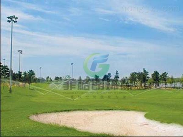 高尔夫球场喷淋灌溉价格/节水灌溉设备/足球场草坪智能灌溉控制设备