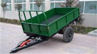 拖拉机配套牵引式3吨液压自卸拖车  挂车