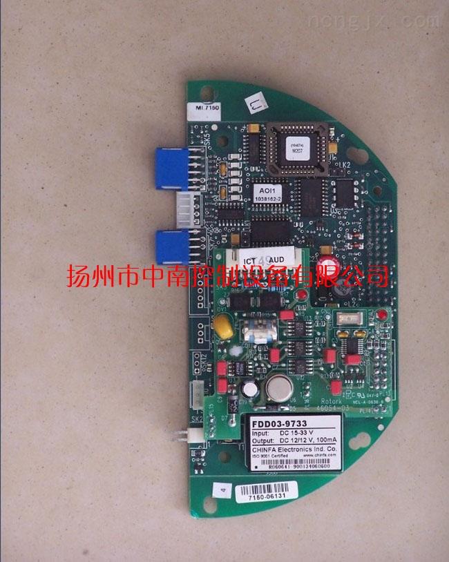 rotork执行器iq12/f10比例版33734-02