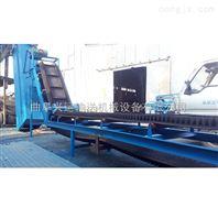 液压升降皮带输送机 升降运输机