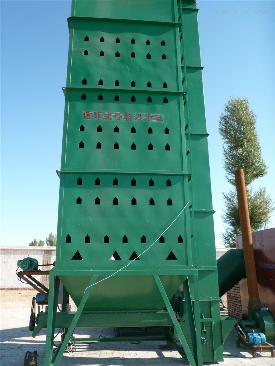 池州小型粮食烘干机操作过程润弘机械品质卓越