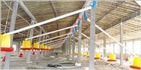 合理养殖高效率设备喂养料线,饲料专用料线 养殖料线