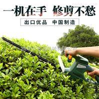 绿篱机新机磨合调节方法