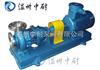 IH型不锈钢化工悬臂式离心泵