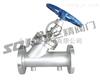 BJ45H/W铸钢保温截止阀,不锈钢保温截止阀
